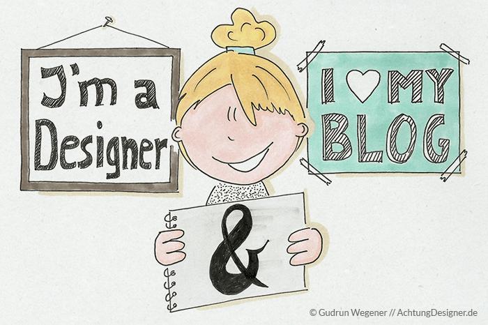 15 Gründe, warum du als Designer bloggen musst