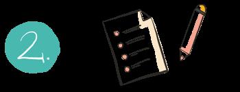 Coaching für Designer – Action Plan Schritt 2