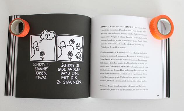 Steal like an Artist – Buchvorstellung