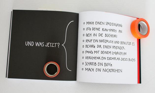 Steal like an Artist - Buchvorstellung für Designer