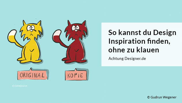 So kannst du Design Inspiration finden, ohne zu klauen