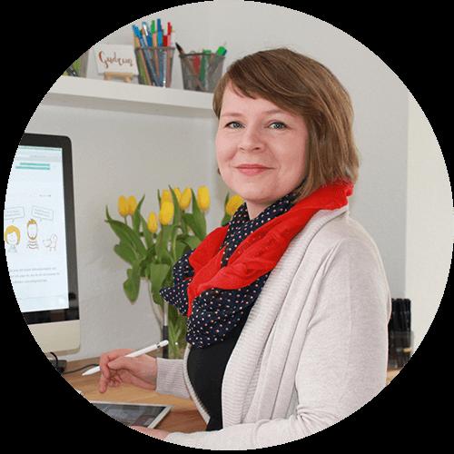 Gudrun Wegener / bilderbuero / Achtung Designer