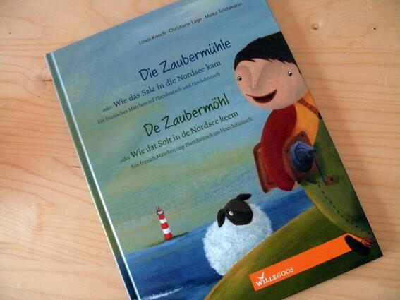Kinderbuch der Illustratorin Meike Teichmann