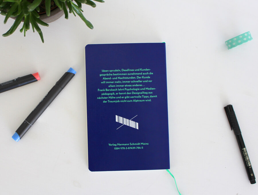 Kreativität aushalten: Psychologie für Designer / © Gudrun Wegener