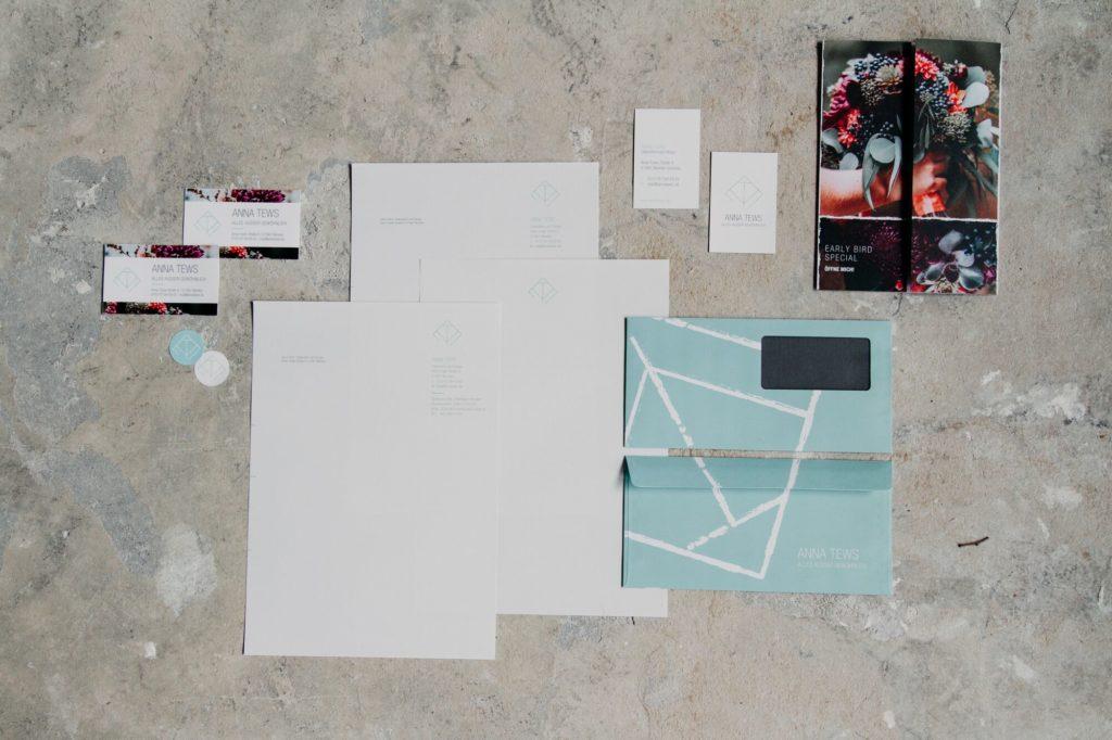 Kreatives Corporate Design von Tami Donath