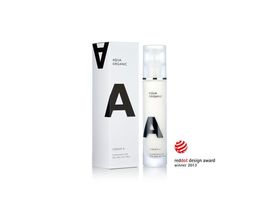 Das ist das Design von AQUAOrganic für das Saskia Schlarmann mit dem Red Dot Award ausgezeichnet wurde.