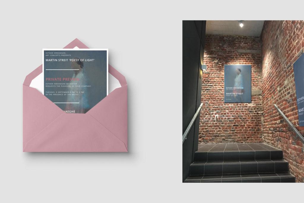 Designs von Saskia Schlarmann für Galerie ESTHER VERHAEGHE Art Concepts