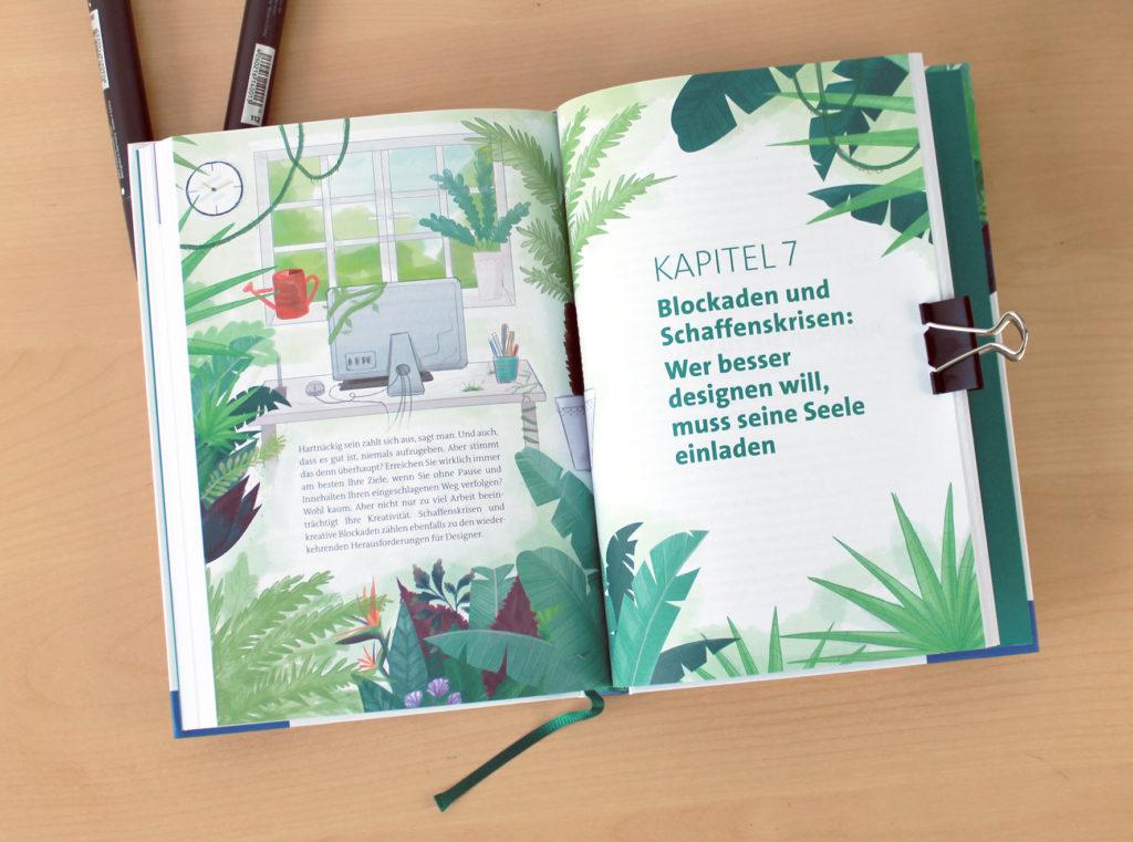 Kreativ sein, kreativ bleiben – Das Buch für Designer und Kreative von Gudrun Wegener