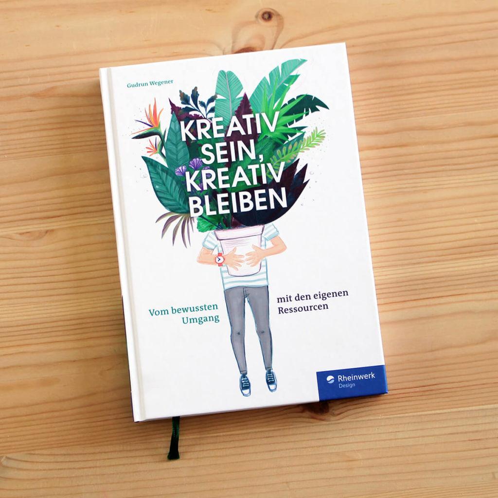 Bücher für Designer - Kreativ sein, kreativ bleiben