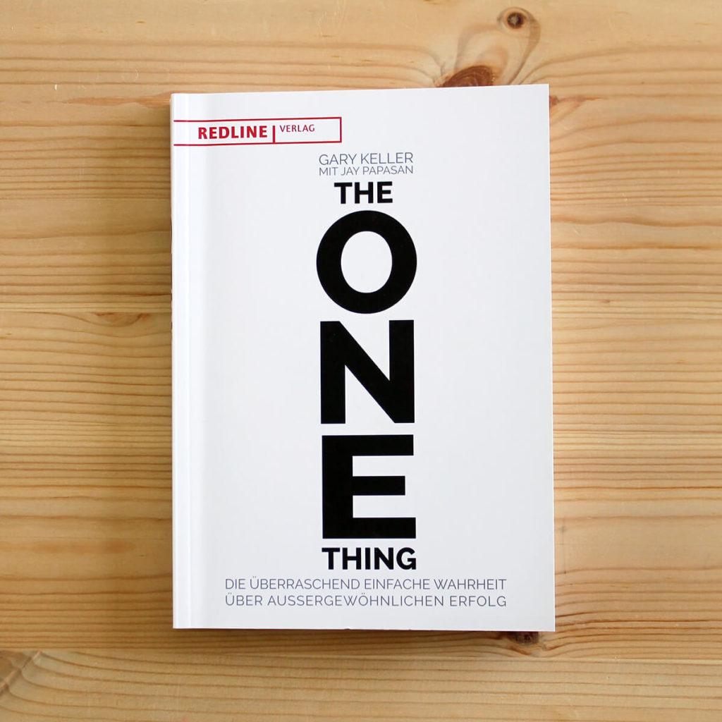 Bücher für Designer - The One Thing