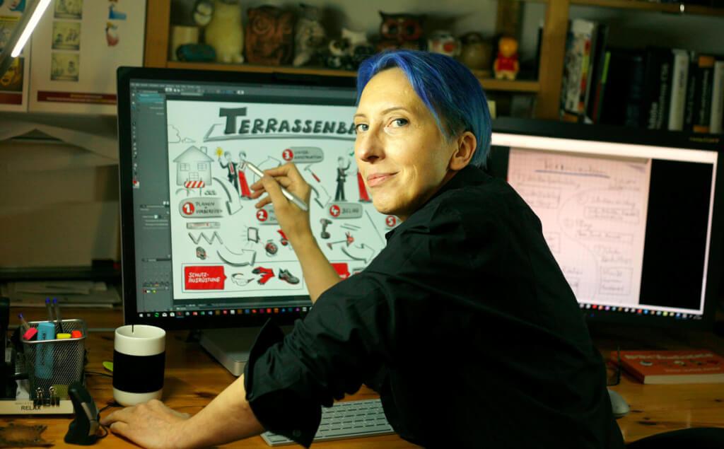 Interview mit der Designerin Beate Rocholz –