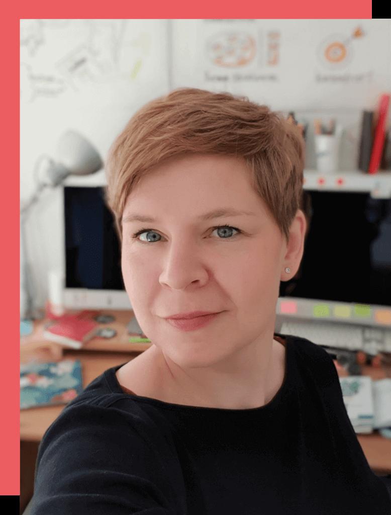 Gudrun Wegener – Designerin, Autorin und Creative Coach für Kreative