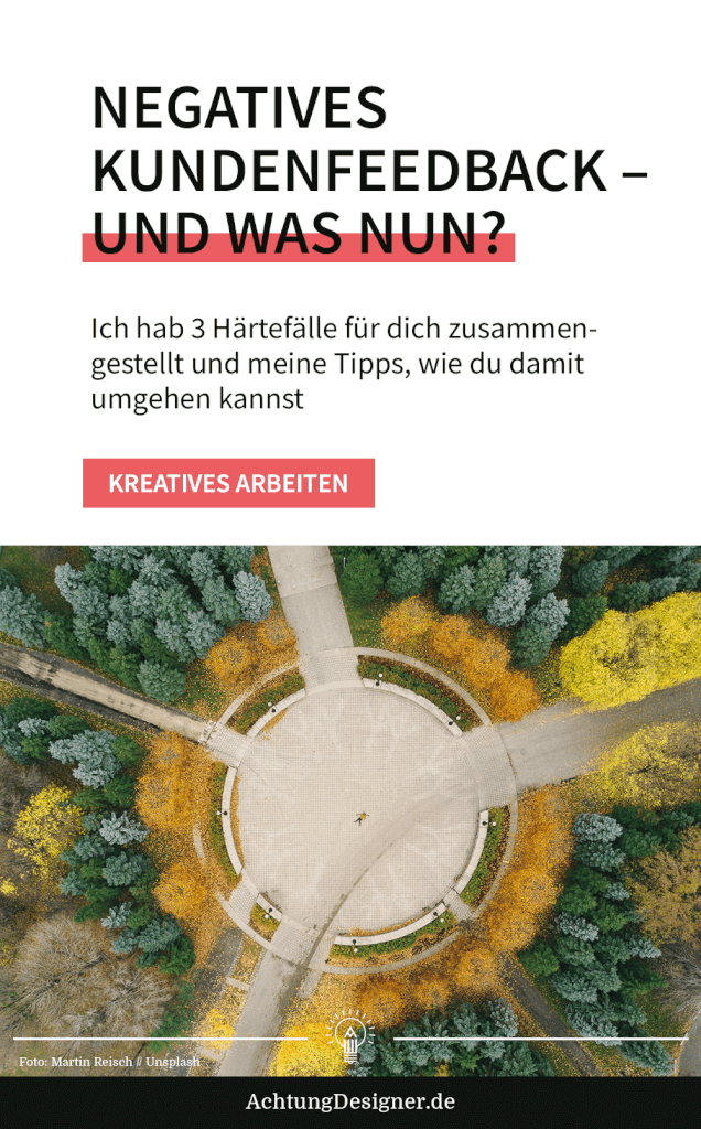 Negatives Kundenfeedback – Und was nun?