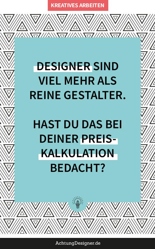 Design kalkulieren: So findest du den richtigen Preis für deine Designs