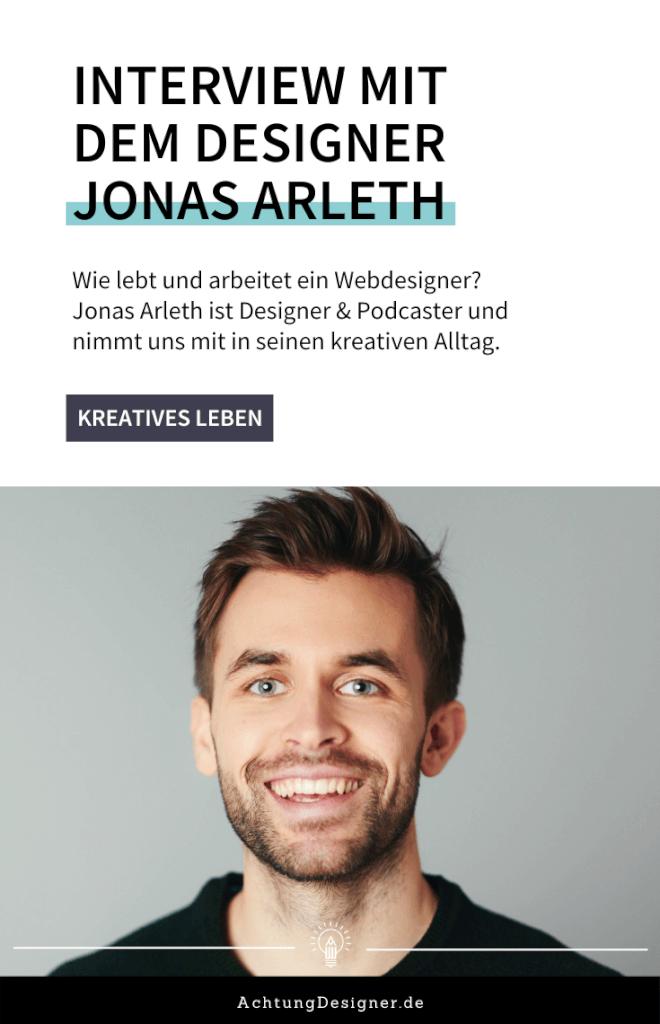 Webflow ist perfekt für Designer, die ihre Layouts selbst umsetzen wollen – Interview mit Jonas Arleth