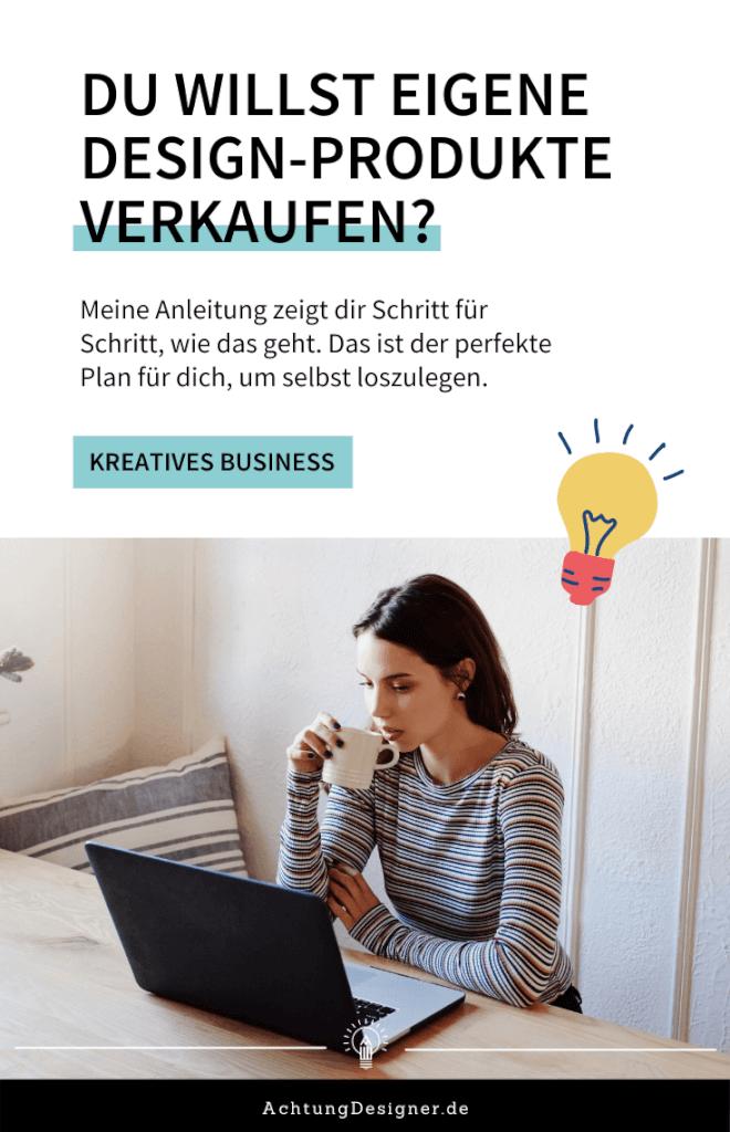 Eigene Design-Produkte verkaufen –So funktioniert es!