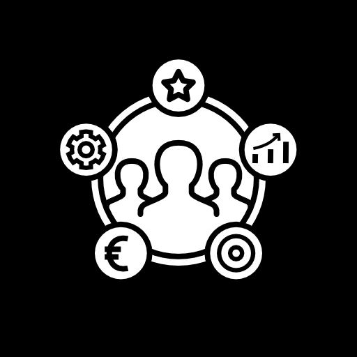 Icon Analyse der Digitalen Kundenbeziehung