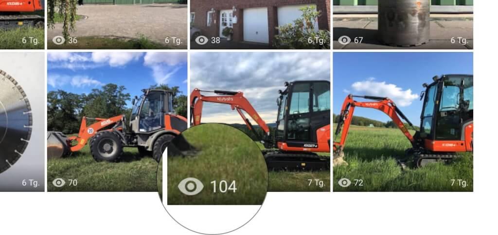 Google My Business Bilder