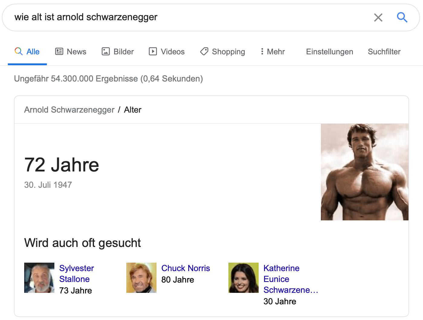 seo google serps