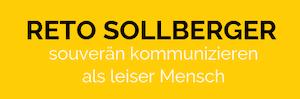 Kommunikationstrainer Reto Sollberger