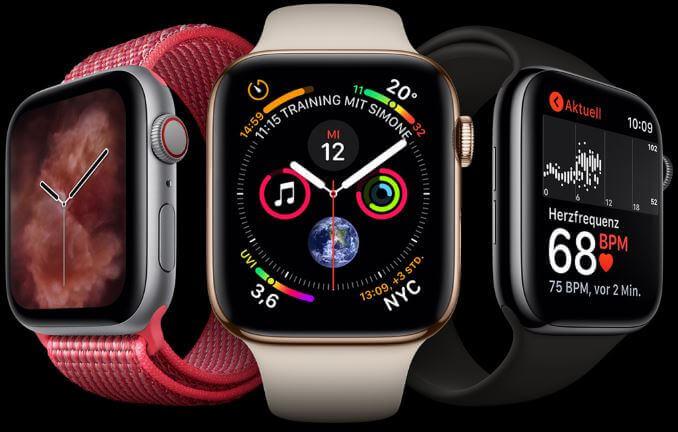 Apple Watch – Serie 4