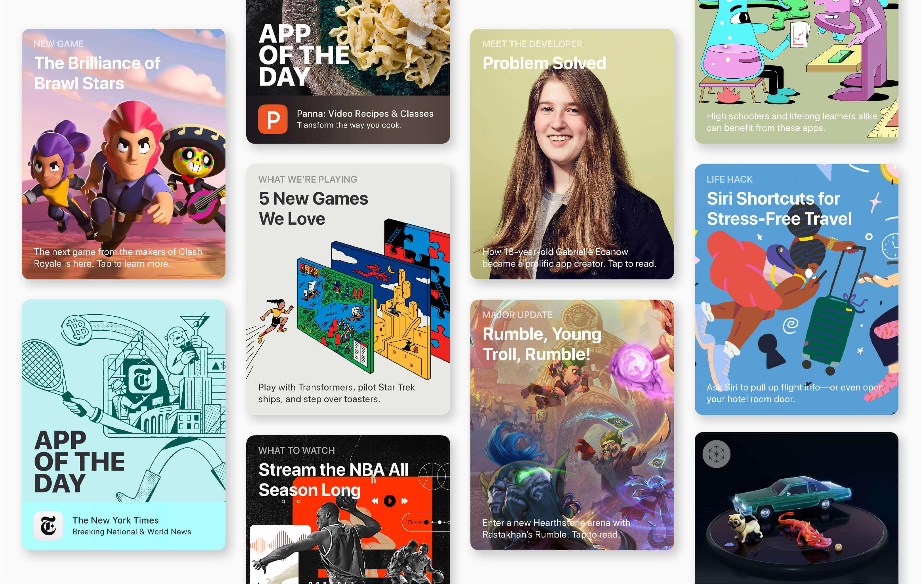 Rekordjahr für den AppStore