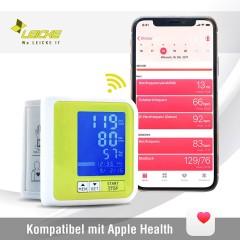 Testbericht: Bluetooth Blutdruckmessgerät