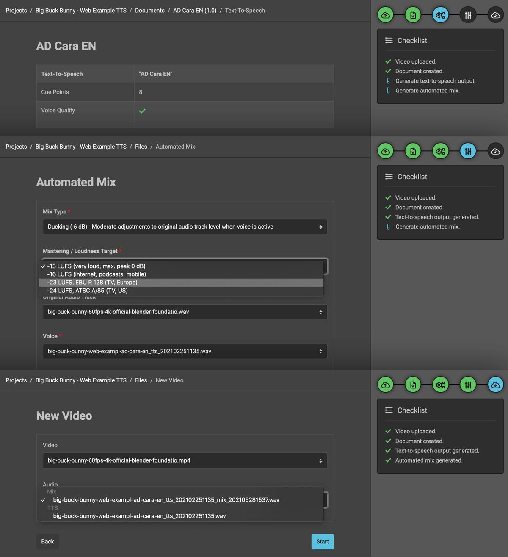 Frazier Software Screenshot