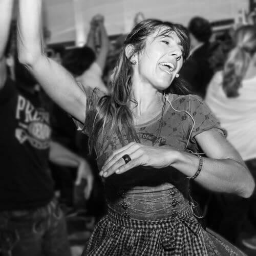 Katharina Mayer - Tanzlustvermittlerin - Lebenskrisen meistern
