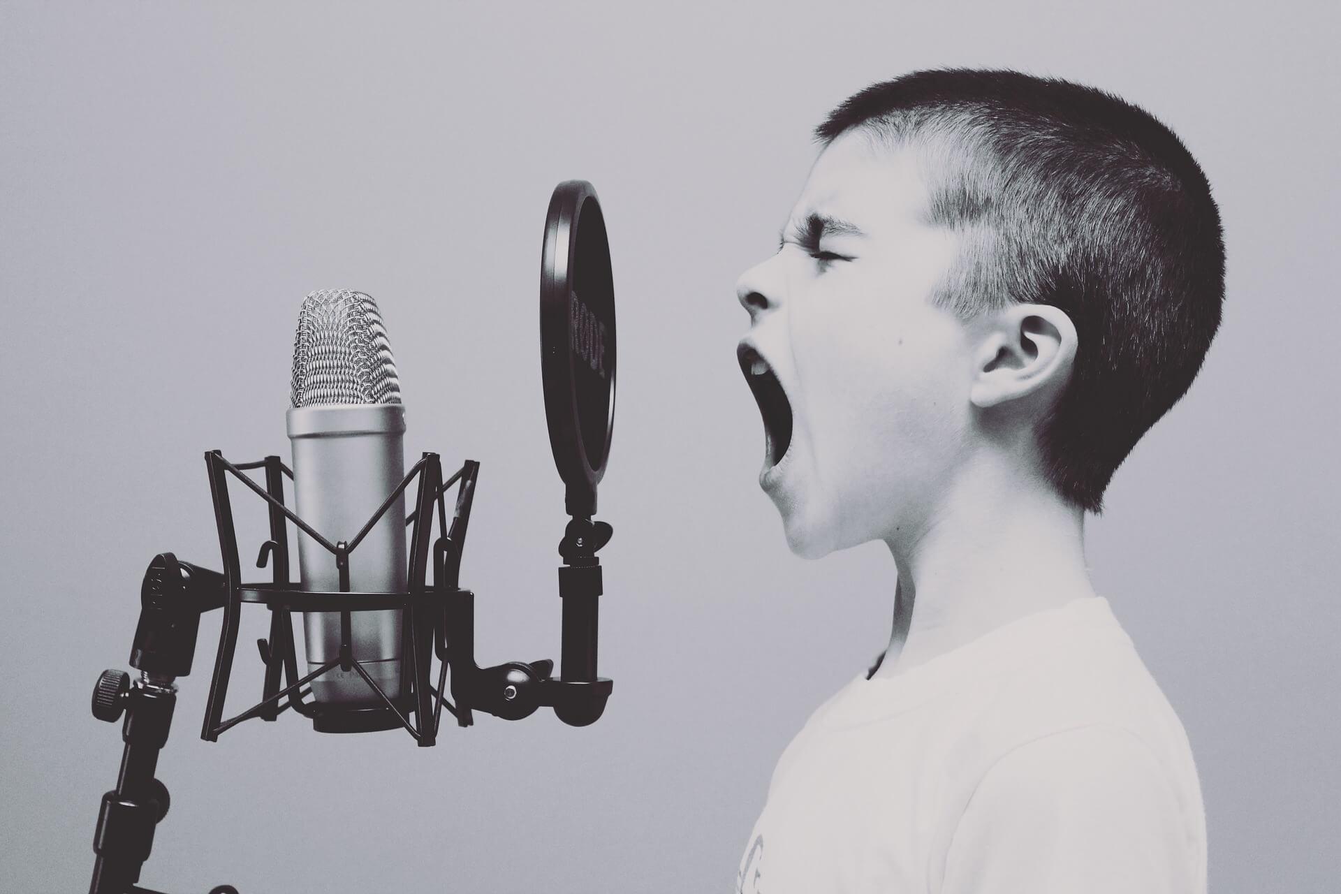 Perfekte Gesangsaufnahmen – 5 Tipps für ein besseres Ergebnis