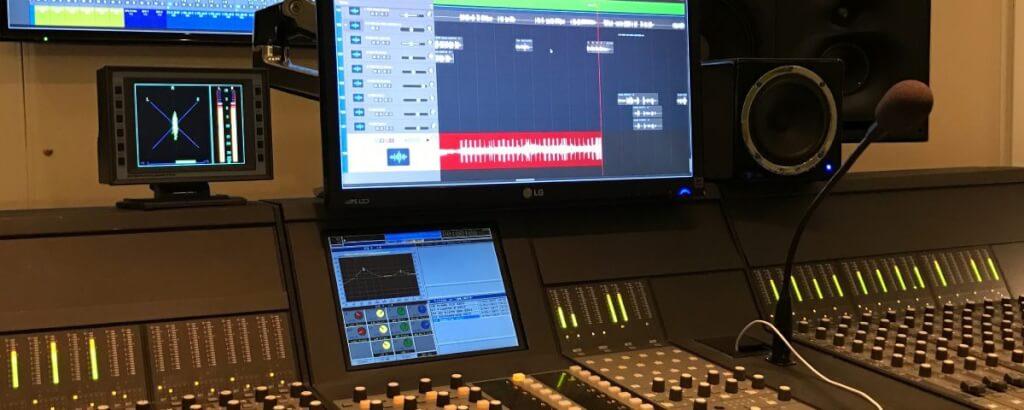 Ein Mischpult im Tonstudio braucht niemand mehr – Was ist denn die Alternative und ist das besser?