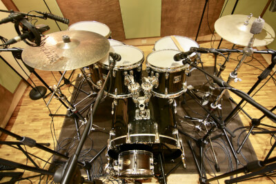 4 tips for drummers - As a drummer in the recording studio