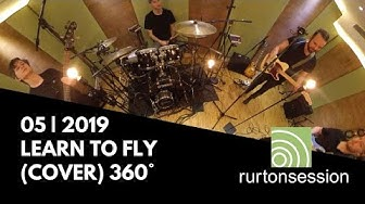 rurtonsession 2019 05 LEARN TO FLY (Cover) 360 Grad Live Session im rurtonstudio