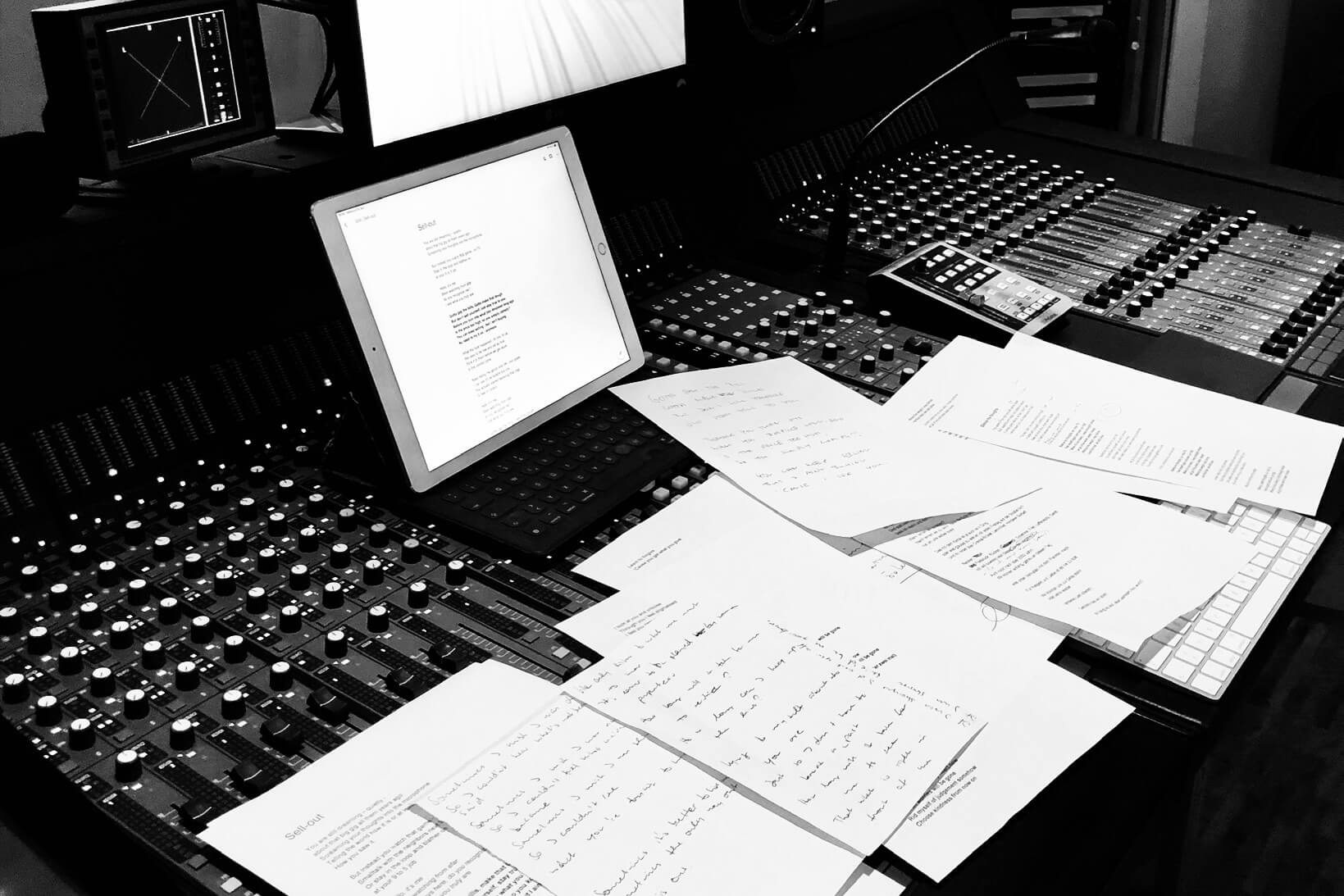 Organize creatively? - Tools for more productivity in songwriting