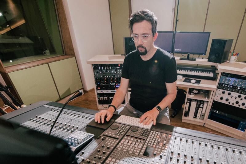 """Vorstellrunde - Markus """"Audio-Nerd mit Organisationstalent"""" [006]"""