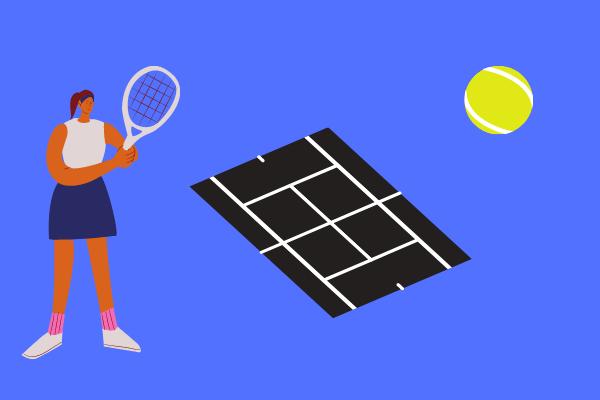 Tennis für Anfänger: Die entscheidenden Rezepte, um schnell eine tolle Vorhand zu spielen