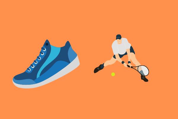 Beinarbeit: 3 pfiffige Ideen, um flinker und weniger auf dem Tennisplatz zu werden
