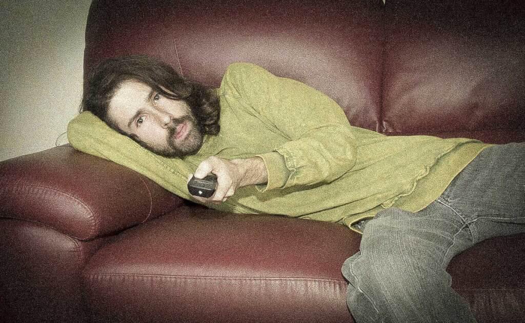 Runter vom Sofa, Couch-Potato