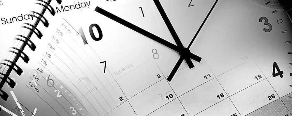 Zeitgefühl - oder wie schnell vergeht Zeit für dich