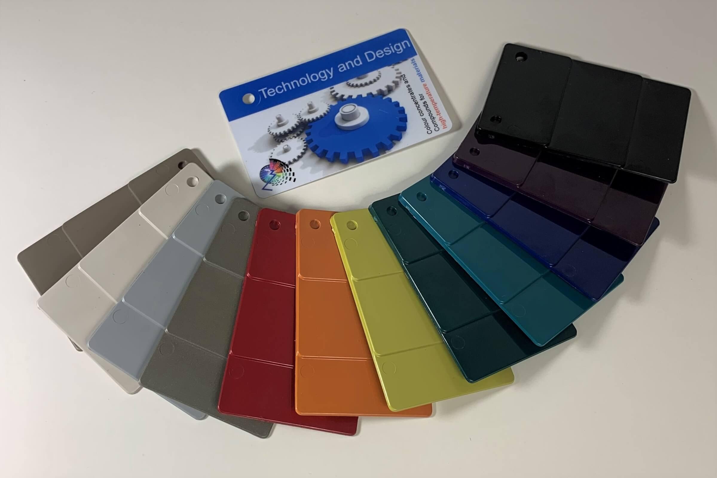 AW GmbH: Farbkonzentrate und Compounds für Hochtemperaturkunststoffe