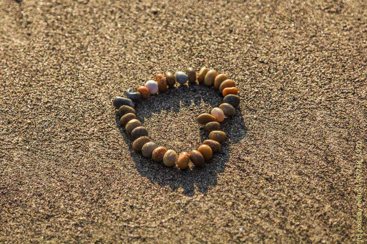 Liebe Dich selbst und verschwende Dein Leben nicht mit Selbstzweifel