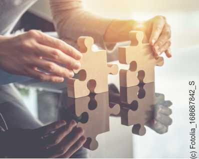 Unternehmensleitbild_Wir verbinden online mit Vertrauen