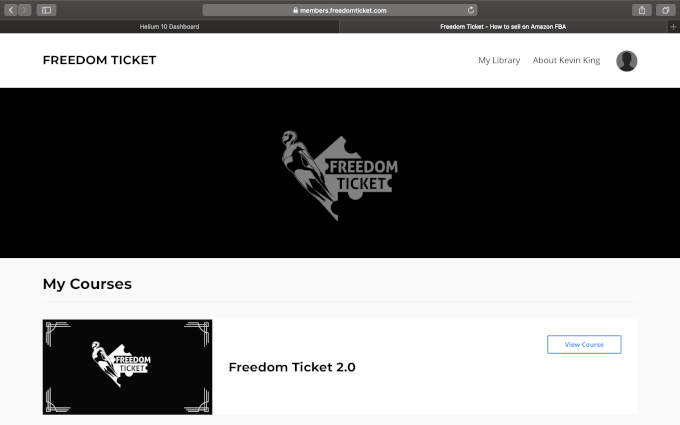 Helium 10 Freedom Ticket Review