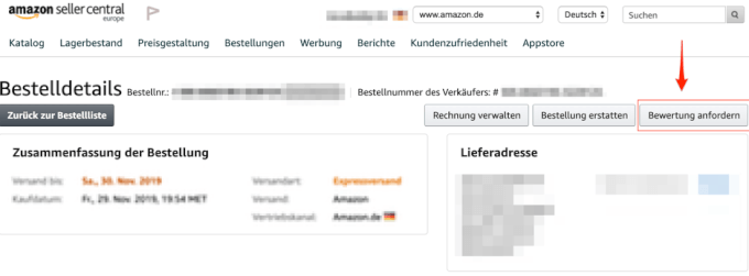 Amazon Bewertungen 2