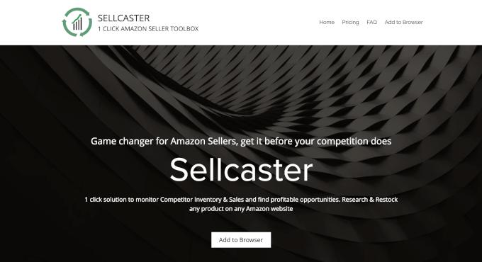 SellerCaster Desktop