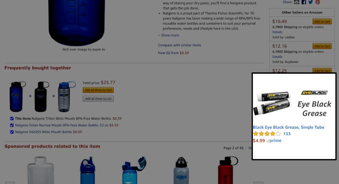 Amazon Product Display Ads