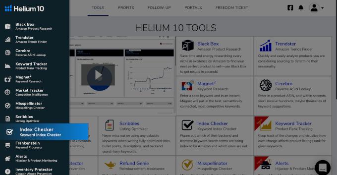 H10 Index Checker