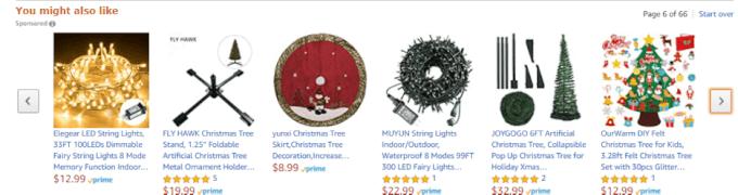 Amazon product titles 5