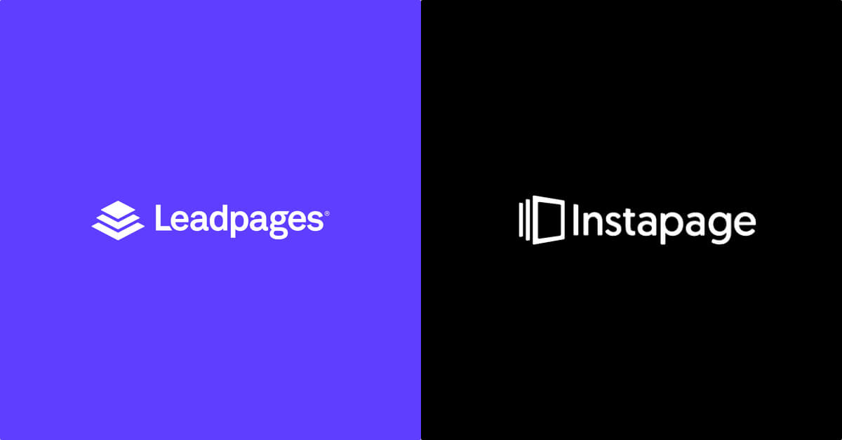 Leadpages vs. Instapage: Welches Tool solltest du verwenden?