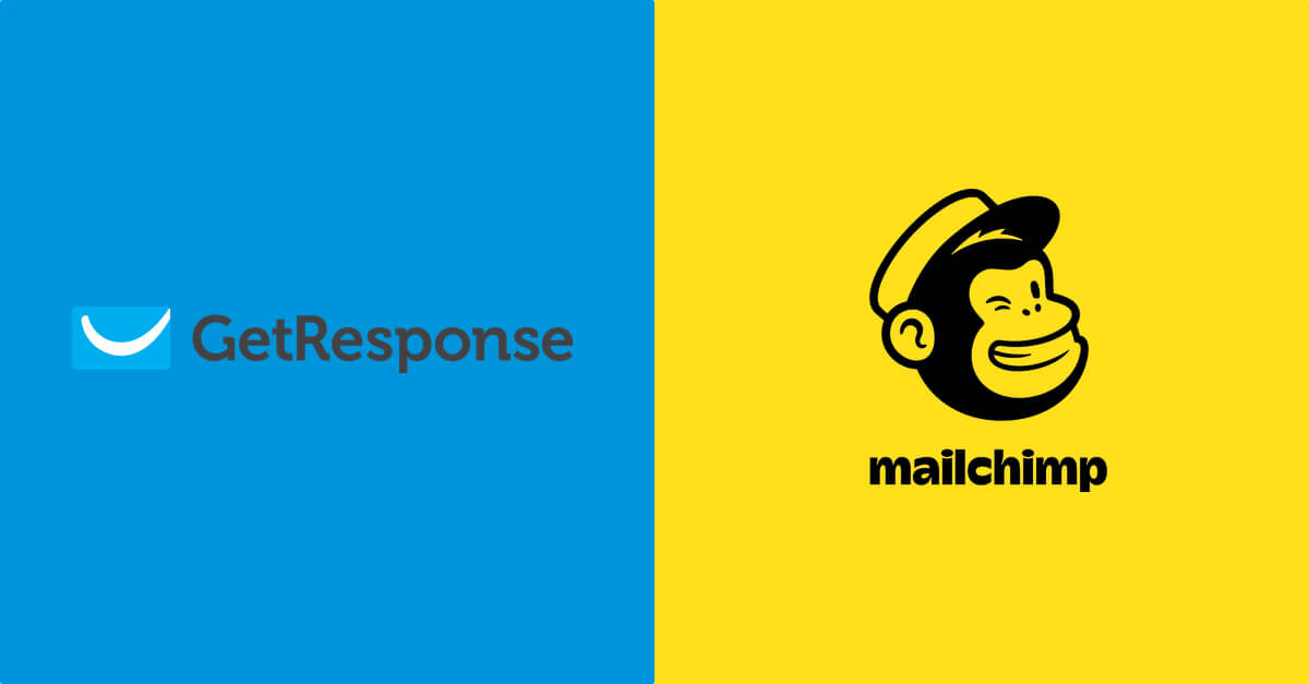 Mailchimp vs. GetResponse: Which One Should You Pick?